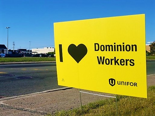Dominion workers expand Newfoundland strike action to other Loblaw facilities