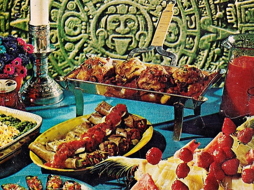 The Art of Mexican Cooking -- Vintage Cookbook TBT
