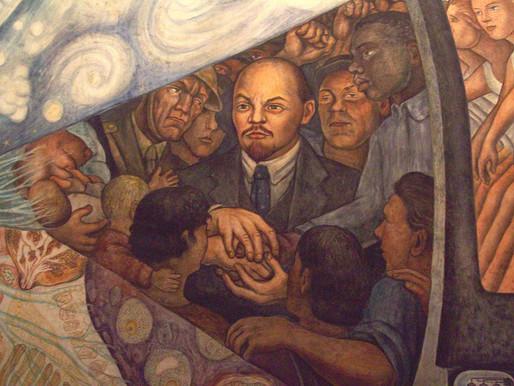Revolutionary artist Diego Rivera, b. December 8, 1886