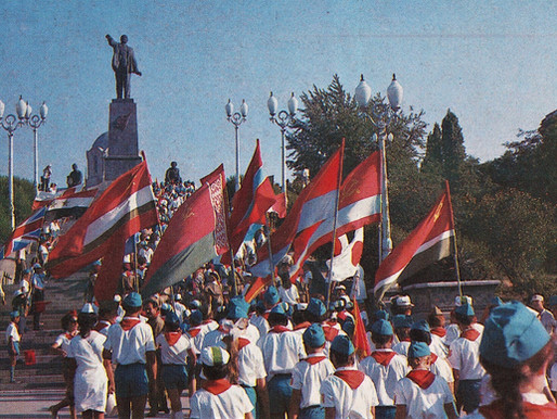 Artek: The vast Soviet internationalist complex of children's camps