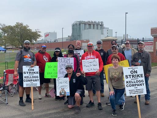 Boycott Kellogg's calls growing