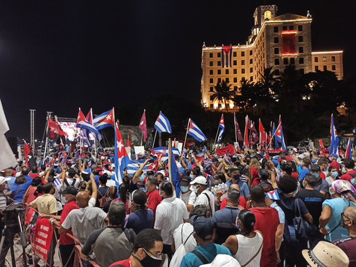 Cuba defends the Revolution: Red Review #14 -- International Left and Labour News