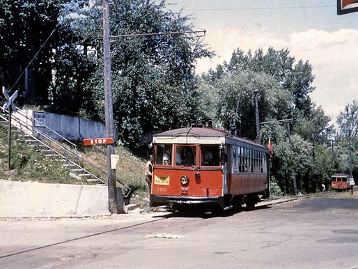Did you know that until 1959 there was a Niagara region intercity streetcar route?