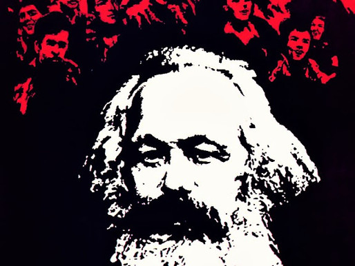 Karl Marx - Born May 5, 1818