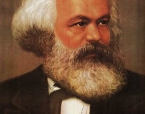 "Karl Marx, "" the greatest living thinker"" died March 14, 1883"