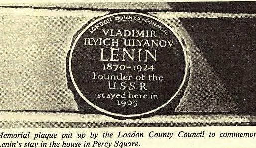 Lenin in London