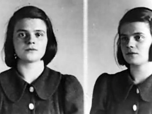 Sophie Scholl, 9 May 1921 – 22 February 1943