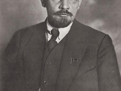 Lenin, Moscow April 23, 1920