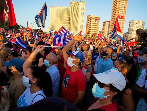 Solidarity shipments, OAS meeting cancelled, KKE condemns joint imperialist statement: Cuba updates