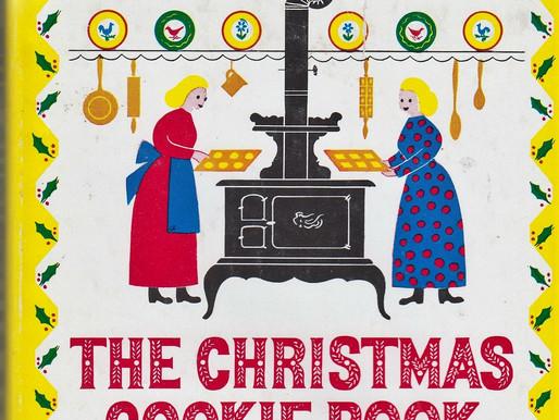 The Christmas Cookie Book -- Vintage Cookbook TBT