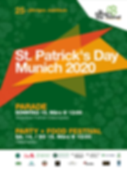 St Patricks Day Munich 2020 Poster.png