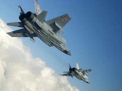 "MiG 25 ""Foxbat"""