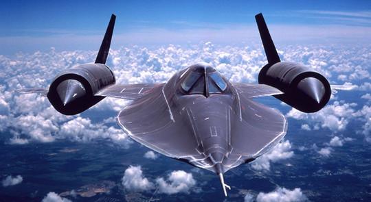 Lockheed SR-71 Balckbird