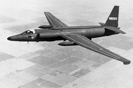 Amerikanska spionplanet U-2