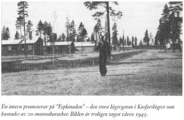 Kusfors koncentrationsläger 1944-45