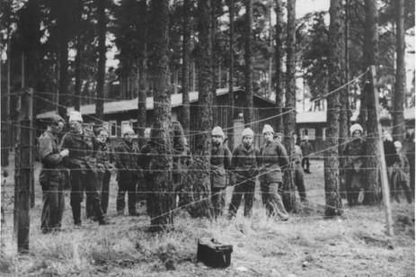 De socialdemokratiska koncentrationslägren