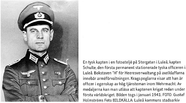 """Magasin som socialdemokraterna lät vännen Adolf Hitler och hans nazister använda för förvaring av förnödenheter i slaget om nordkalotten. Socialdemokraterna gjorde allt för att Hitler skulle vinna kriget. Tyskmagasinen finns kvar än idag och vittnar om """"det anständiga partiets"""" historia."""