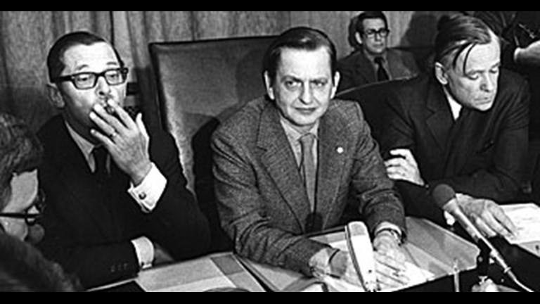 Lennart Geijer och Olof Palme, Socialdemokrater, pedofil och sexköpare.