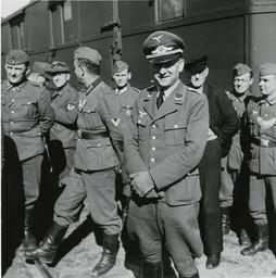 Nazitågen genom Sverige