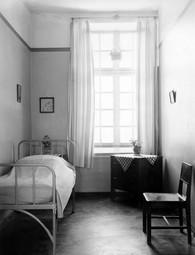 Vipeholmsexperimentet på Vipeholms mentalsjukhus. 1942-1951.
