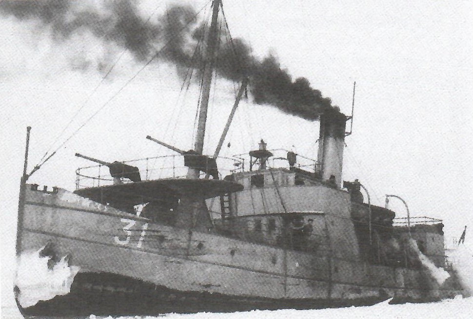 Fartyget Bore