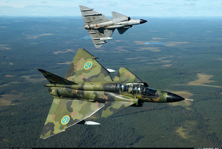 Saab JA 37 Viggen