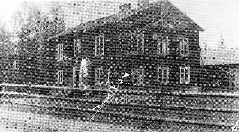 Koncentrationsläger nr 7: Sunnerstaholm. (1943-46)