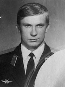 Viktor Belenko som flög till Japan med ett MiG-24