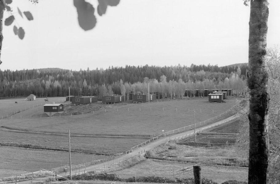 Rengsjö koncentrationsläger.