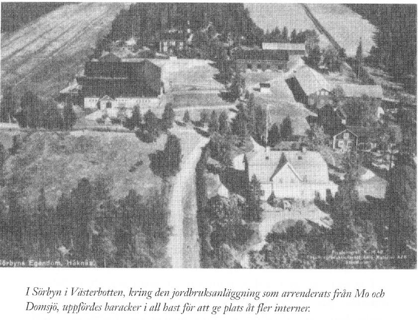 Sörbyn, Västerbotten.