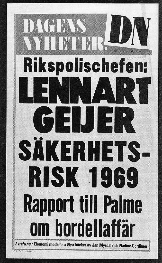 Löpsedeln 1977