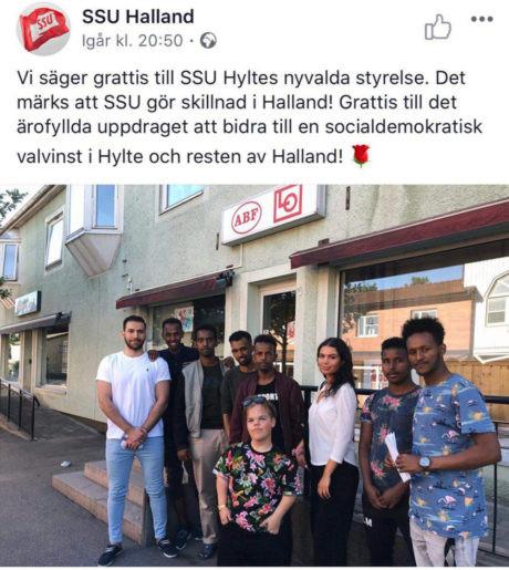 Svenska socialdemokrater anno 2019