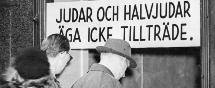Sverige under (S)-styre.