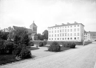 Dekanhuset (1922-1935)