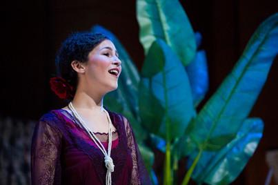 Susanna in Le Nozze di Figaro