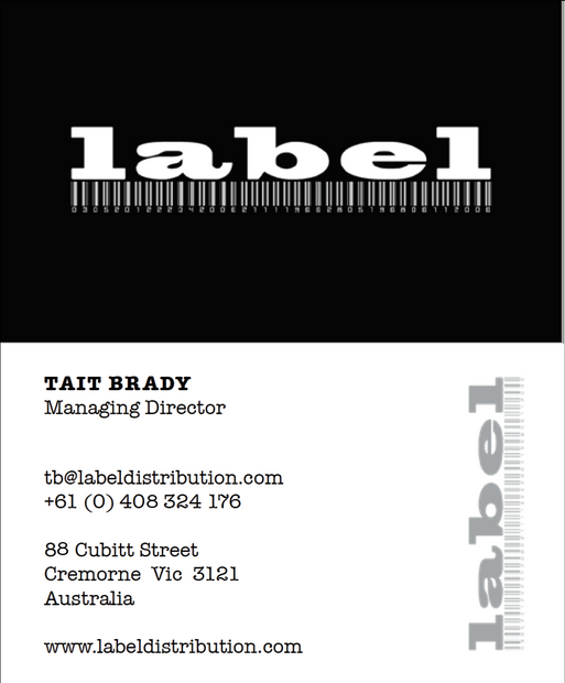 Business Card 2 sided