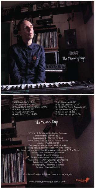 CD Sleeve 2 sides
