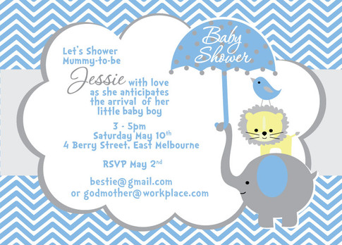 Jessie's Baby Shower