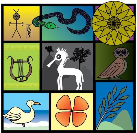 Symbols of Benaki