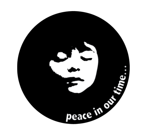 Peace in our Time - Badge