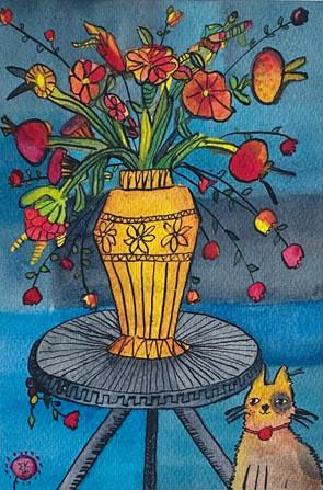 bingo & the golden vase