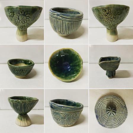 Ceramics before the Pause