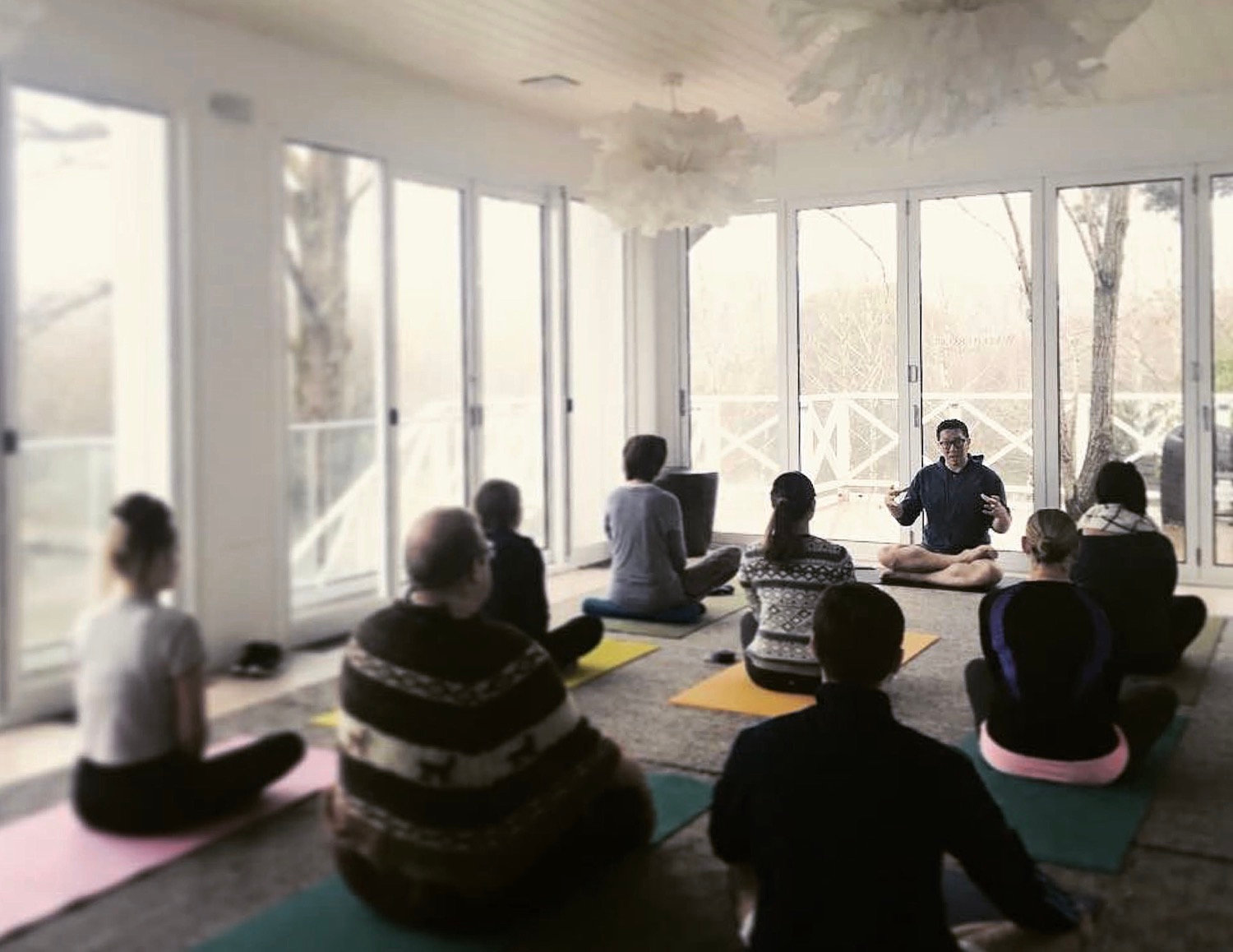 Private Group Yoga