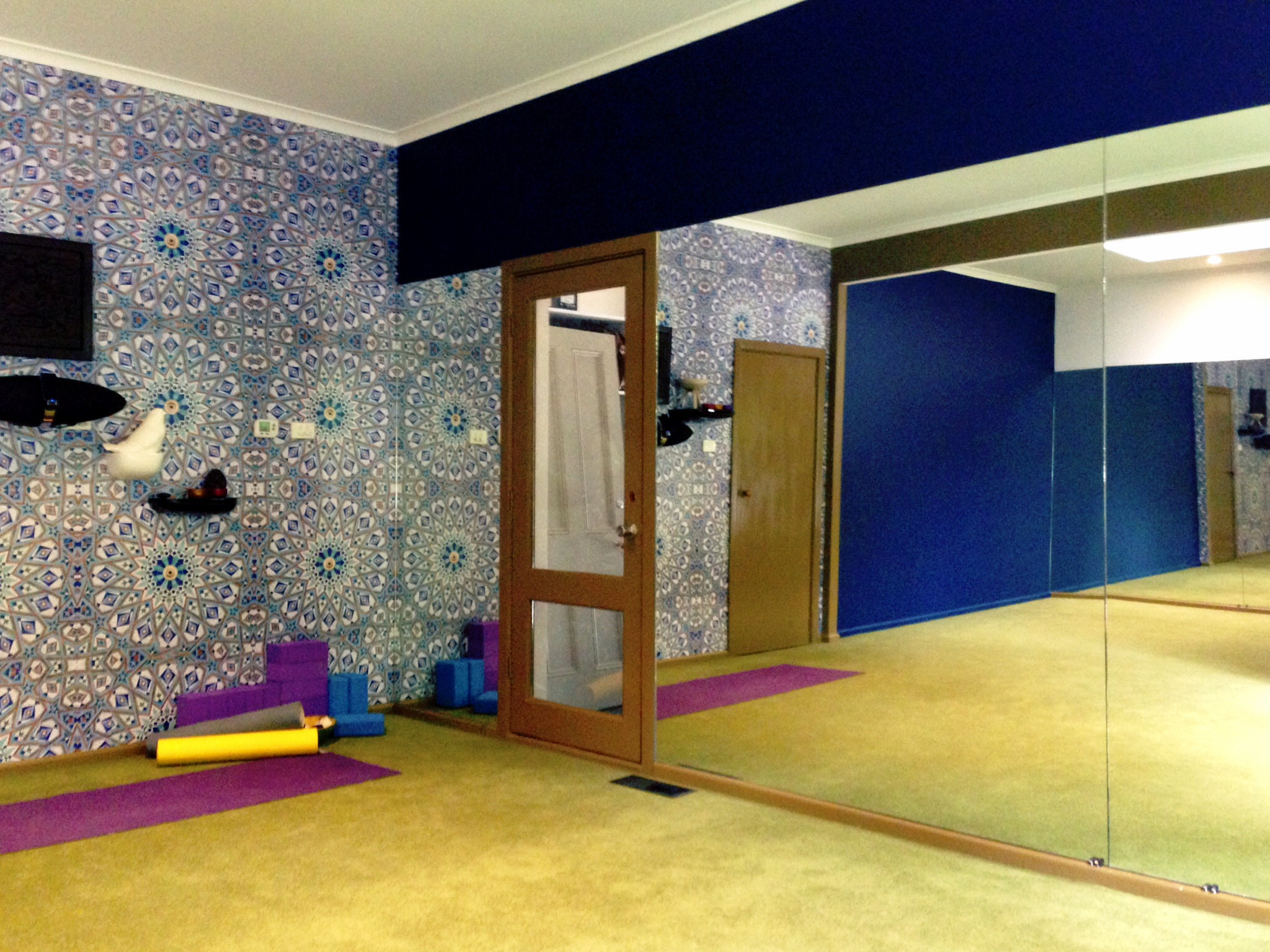 90 minute private for 2 yogis