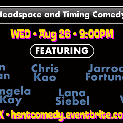 Wednesday Night Virtual Comedy