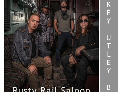 We're Back at the Rusty Rail Saloon