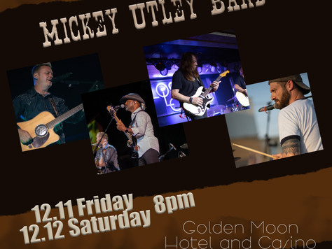 This Weekend at Golden Moon Hotel and Casino