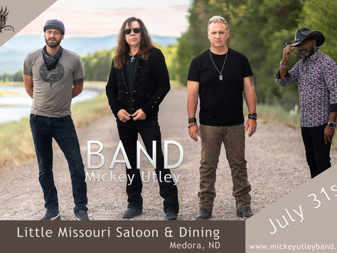 Coming to you at Little Missouri Saloon