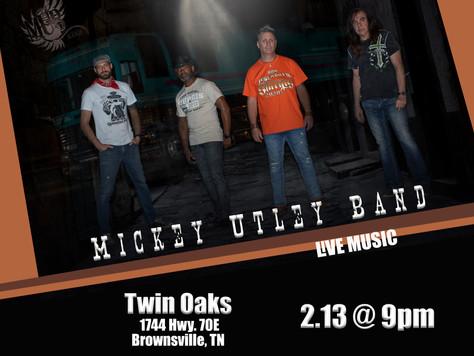 See you Saturday at Twin Oaks