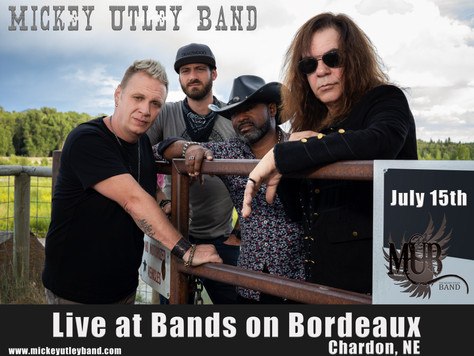 Bands on Bordeaux July 15th